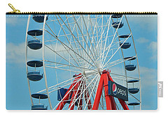 Ocean City Md Ferris Wheel Carry-all Pouch