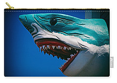 Ocean City Shark Attack Carry-all Pouch
