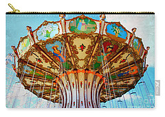 Ocean City Swing Carousel Carry-all Pouch