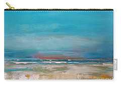 Ocean Carry-all Pouch by Diana Bursztein