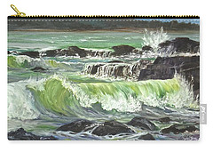 Ocean Emotion Lajolla Cove Carry-all Pouch