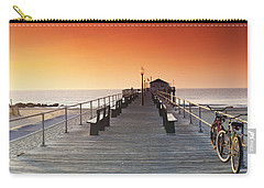 Ocean Grove Jetty In Nj Carry-all Pouch