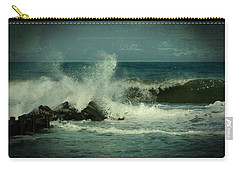 Ocean Impact - Jersey Shore Carry-all Pouch