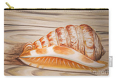 Ocean Shell Carry-all Pouch