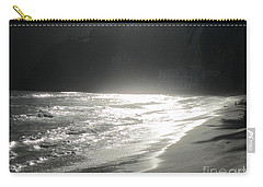 Ocean Smile Carry-all Pouch by Fiona Kennard