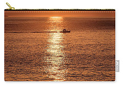Ocean Sunrise At Montauk Point Carry-all Pouch
