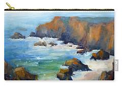 Schoolhouse Beach Overlook Carry-all Pouch