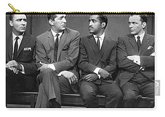 Ocean's Eleven Rat Pack Carry-all Pouch by Underwood Archives