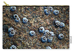 Carry-all Pouch featuring the photograph Ocean's Quilt by Christiane Hellner-OBrien