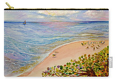 Seaside Grapes Carry-all Pouch