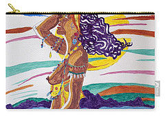 Ochun  Carry-all Pouch by Stormm Bradshaw