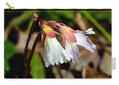 Oconee Bells Carry-all Pouch by Larry Bishop
