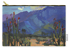 Ocotillos At Smoke Tree Ranch Carry-all Pouch