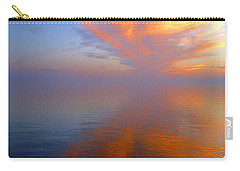 Ocracoke Nc Sunrise Carry-all Pouch