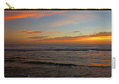 October Beauty Carry-all Pouch by Dianne Cowen
