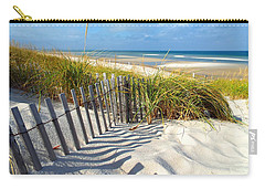 October Beach Carry-all Pouch by Dianne Cowen