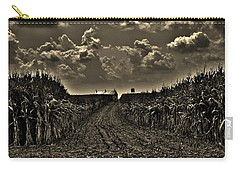 October Sky Carry-all Pouch by Robert Geary