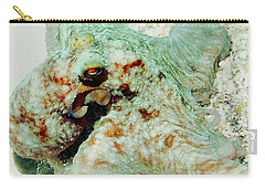 Octopus On The Reef Carry-all Pouch
