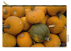 Carry-all Pouch featuring the photograph Odd One Out by David Millenheft