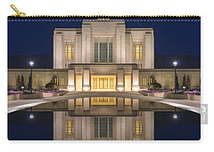 Ogden Temple Reflection Carry-all Pouch