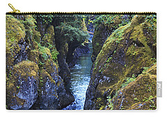 Ohanapecosh River Carry-all Pouch