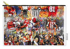 Ohio State National Champions 2015 Carry-all Pouch