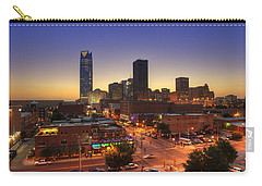 Oklahoma City Nights Carry-all Pouch