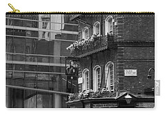Carry-all Pouch featuring the photograph Old And New by Chevy Fleet