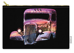 Old Antique Classic Car Carry-all Pouch