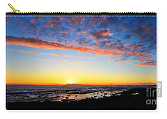 Carry-all Pouch featuring the photograph Old A's Panorama by David Lawson
