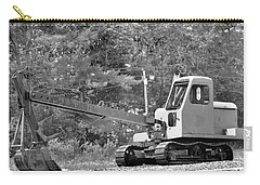 Old Backhoe Carry-all Pouch
