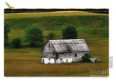 Old Barn Near Buckhannon Carry-all Pouch