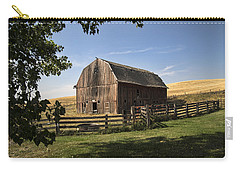 Old Barn On The Palouse Carry-all Pouch