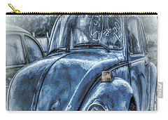 Old Blue Bug Carry-all Pouch