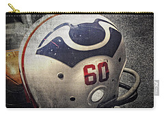 Old Boston Patriots Football Helmet Carry-all Pouch