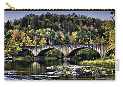 Old Bridge Carry-all Pouch