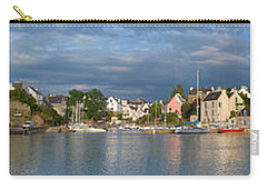 Old Bridge Over The Sea, Le Bono, Gulf Carry-all Pouch by Panoramic Images