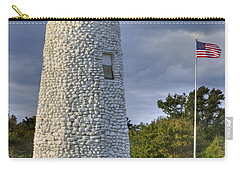 Old Buckroe Lighthouse Carry-all Pouch