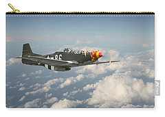 P51 Mustang - 'old Crow' Carry-all Pouch