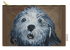 Old Dogs Are The Best Dogs Carry-all Pouch