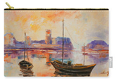 Old Dunbar Harbour Carry-all Pouch