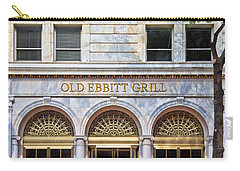 Old Ebbitt Grill Carry-all Pouch