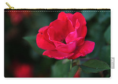 Old Fashioned Rose Carry-all Pouch