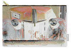 Old Ford Truck - Photopower Carry-all Pouch by Pamela Critchlow