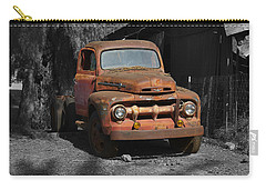 Old Ford Truck Carry-all Pouch
