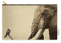 Old Friend Carry-all Pouch