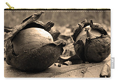 Old Friends Carry-all Pouch by GJ Blackman