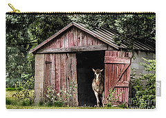 Old Gray Mare Carry-all Pouch