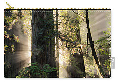 Old Growth Forest Light Carry-all Pouch