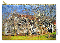 Old House Carry-all Pouch by Savannah Gibbs